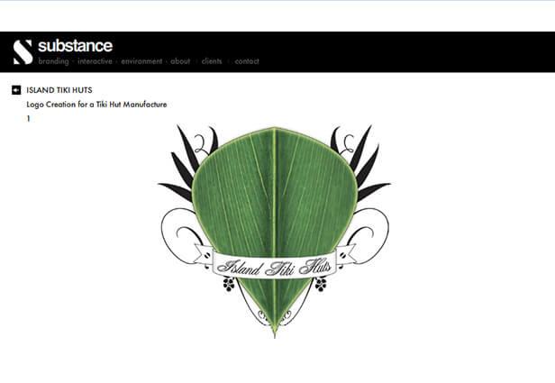 SUBSTANCE Agency_网站开发
