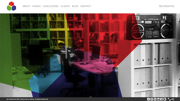 360 Creative_网站开发