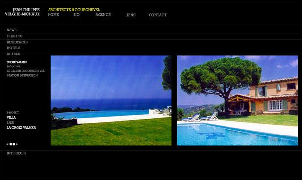 Architectes à Courchevel_网站开发