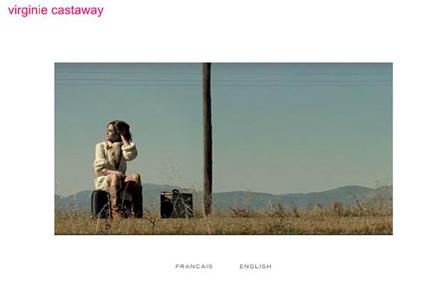 Virginie Castaway_网站开发