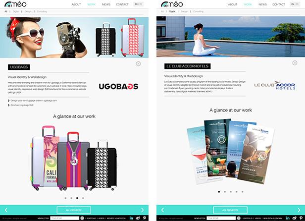 Méo Creative_网站开发