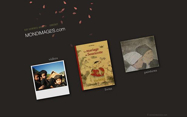 Mondimages Studio_网站开发