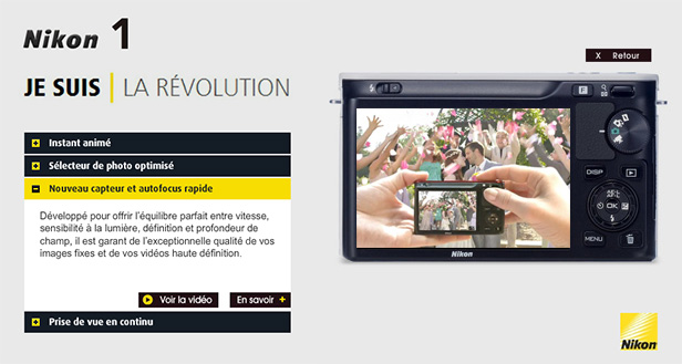 Nikon 1_在线应用开发