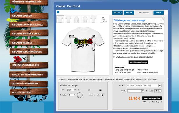 Made in Caraibes_在线应用开发