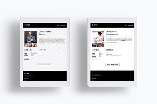 Chefco_网站开发