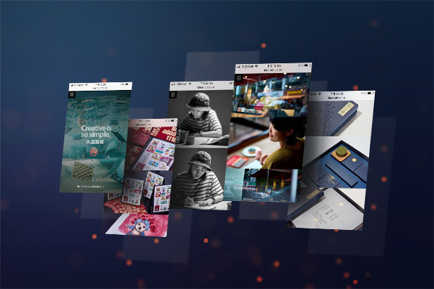 IDA Creative_网站开发